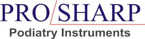 Prosharp Podiatry Instruments
